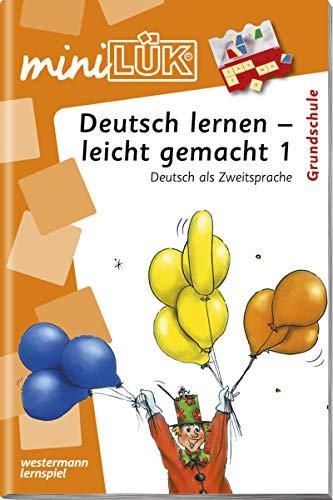 9783894144937: miniLÜK. Deutsch lernen - leicht gemacht 1: Deutsch als Zweitsprache für die Grundschule