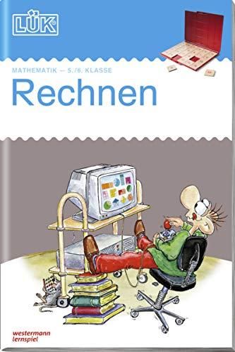 LÜKTeil Rechnen / 4., Übungen für Klasse: Heinz Vogel
