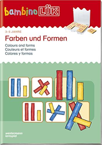 9783894146221: LUK. Bambino. Farben und Formen.