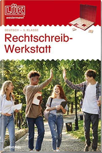 9783894148638: LUK. Rechtschreibwerkstatt 5. Klasse