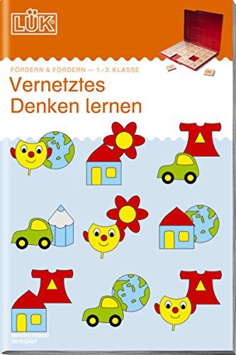 9783894149055: LÜK Vernetztes Denken lernen Kl. 1 - 3: Vernetztes Denken lernen: für Klasse 1 bis 3