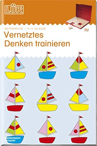 9783894149062: LÜK Vernetztes Denken trainieren Kl. 2 - 4