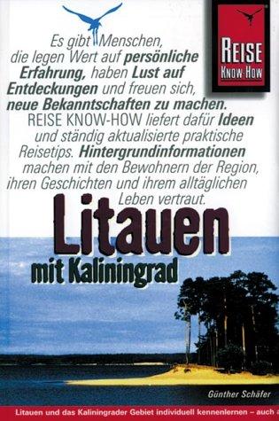 9783894161699: Litauen mit Kaliningrad (Livre en allemand ...