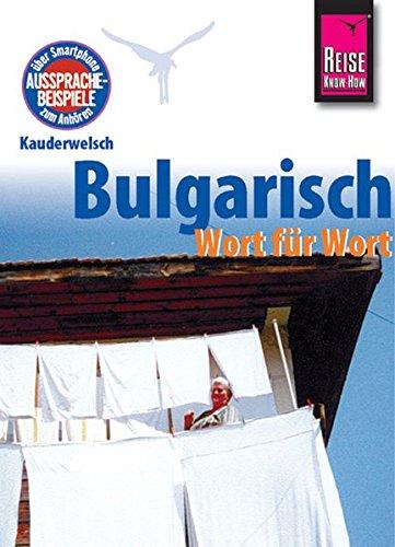 9783894162405: Bulgarisch, Wort für Wort. Kauderwelsch