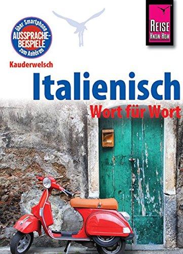 9783894164829: Kauderwelsch Sprachführer Italienisch - Wort für Wort