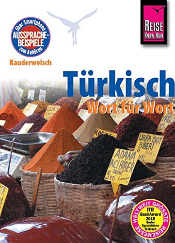 Tuerkisch - Wort fuer Wort: Reise Know-How