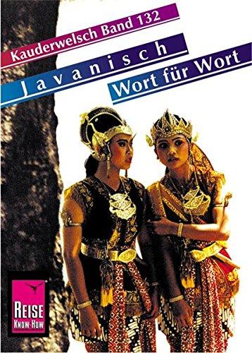 Kauderwelsch, Javanisch Wort für Wort.: David, Bettina