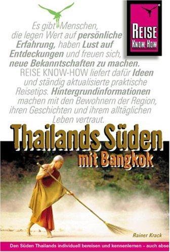 9783894166625: Thailands Süden mit Bangkok