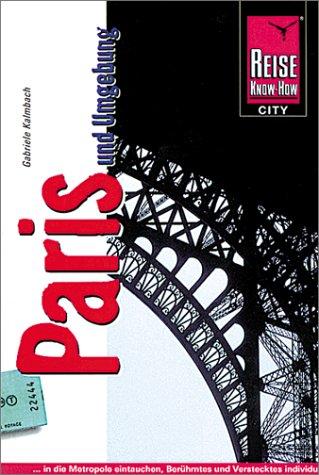 9783894166670: Paris und Umgebung. Jahr-2000-Sonderausgabe