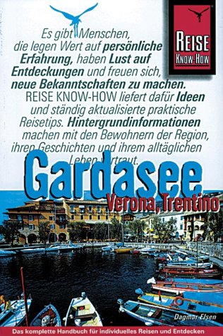 9783894167295: Gardasee, Verona, Trentino