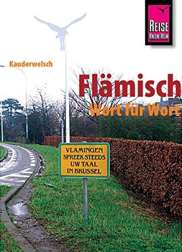 9783894167752: Kauderwelsch Sprachf�hrer Fl�misch Wort f�r Wort