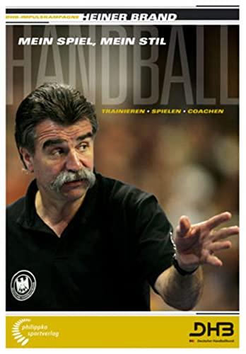 9783894171667: Handball - Mein Spiel, mein Stil