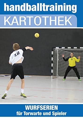 9783894172572: handballtraining Kartothek