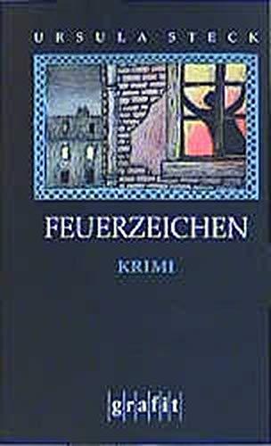 9783894252403: Feuerzeichen.