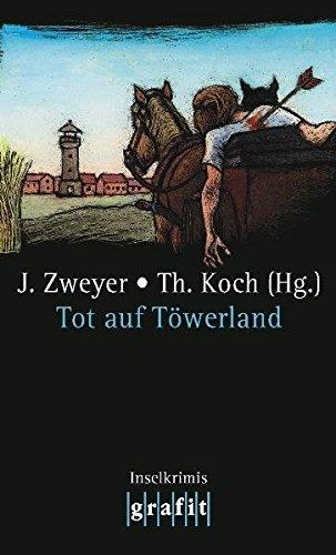 9783894253585: Tot auf Töwerland: Inselkrimis