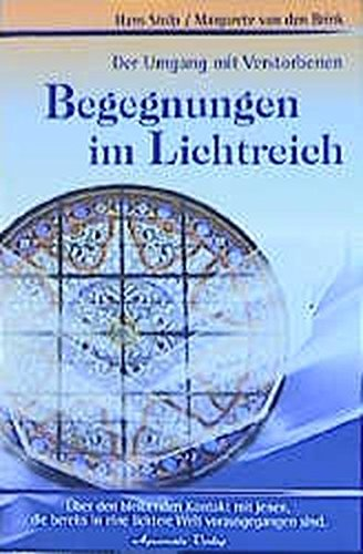 9783894271862: Begegnungen im Lichtreich.