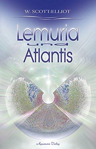 9783894273347: Lemuria und Atlantis