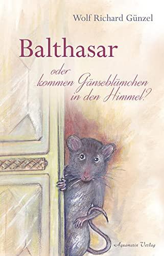 Balthasar - oder kommen Gänseblümchen in den Himmel? - Wolf R. Günzel