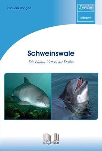 9783894321390: Schweinswale: Die kleinen Vettern der Delfine