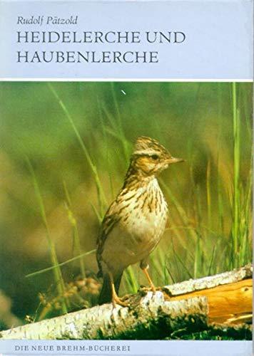 9783894323561: Die Heidelerche und Haubenlerche