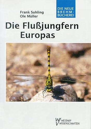 9783894324599: Die Flußjungfern Europas 2