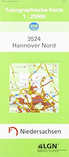 Hannover Nord 1 : 25 000. (TK 3524/N)