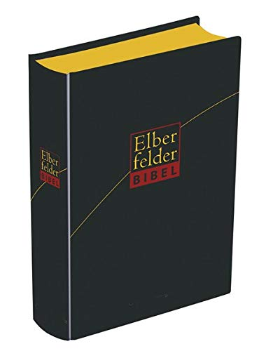 9783894367176: Elberfelder Bibel 2006 - Standardausgabe Leder Goldschnitt