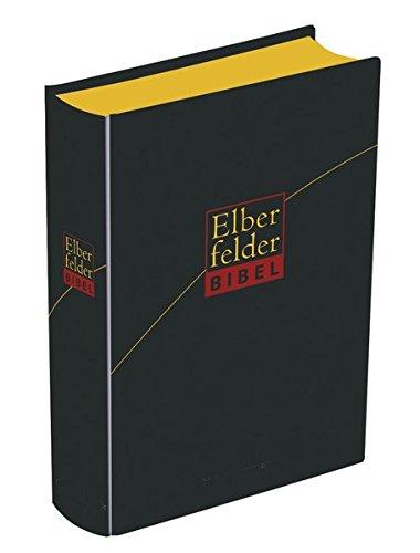 9783894367275: Elberfelder Bibel 2006, Taschenausgabe, Leder Goldschnitt