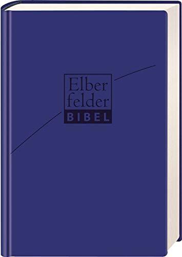 9783894367589: Elberfelder Bibel 2006 Taschenausgabe ital. Kunstleder blu
