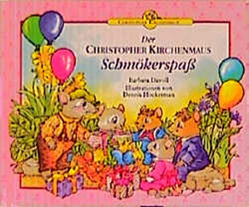 9783894373719: Der Christopher Kirchenmaus Schmökerspaß