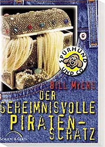 9783894378639: Der geheimnisvolle Piratenschatz. Spürhund & Co (Livre en allemand)