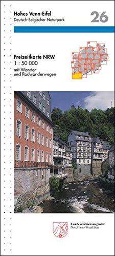 9783894394967: Hohes Venn - Eifel 1 : 50 000.