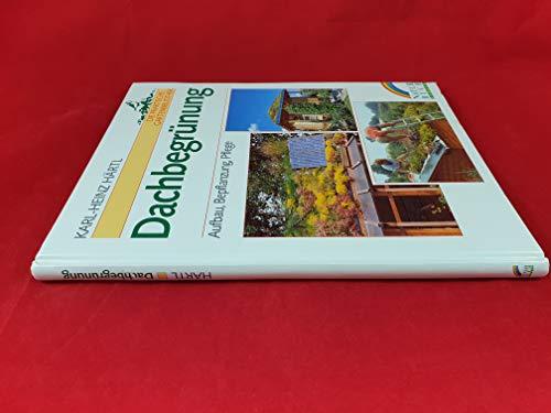 9783894400798 Dachbegrunung Aufbau Bepflanzung Pflege Gebundene
