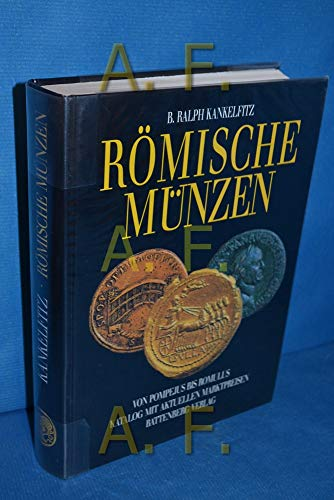 Katalog Roemischer Muenzen Von Kankelfitz Zvab