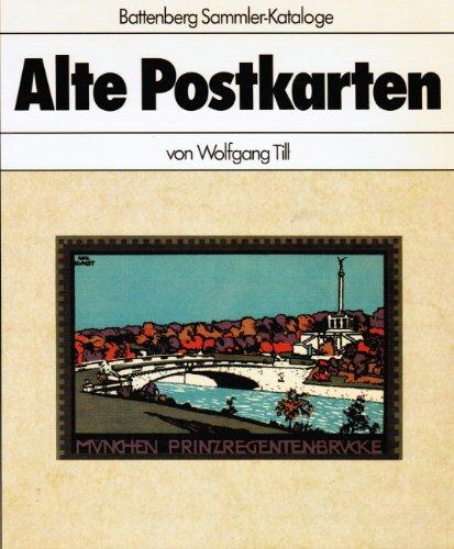 9783894410223: Alte Postkarten