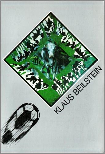"""9783894421052: Klaus Beilstein: """"schwarzbunt und kugelrund"""" : Arbeiten auf Papier (Veröffentlichungen des Stadtmuseums Oldenburg) (German Edition)"""