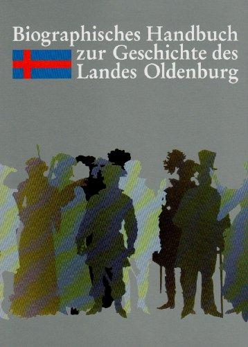 9783894421359: Biographisches Handbuch zur Geschichte des Landes Oldenburg (German Edition)