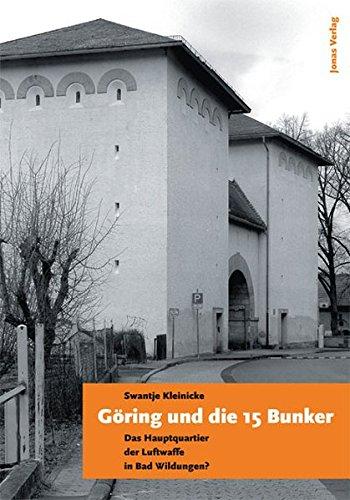 9783894454210: Göring und die 15 Bunker