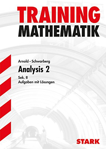 Training Mathematik Analysis 2 FOS/BOS. Sekundarstufe 2: