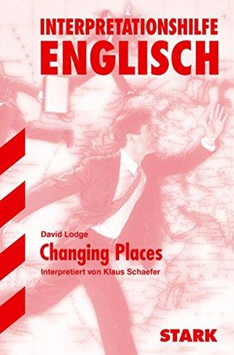 9783894494346: Interpretationshilfe Englich. David Lodge. Changing Places