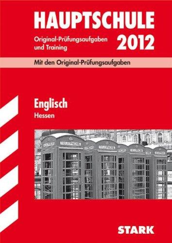 Hauptschule 2005 Englisch Hessen : Original-Prüfungsaufgaben u. Training / [Autorin]: Katharina Menzel. - Ill.: Paul Jenkinson.