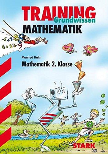 9783894498511: Training Grundwissen Mathematik 2. Klasse: Für alle Bundesländer