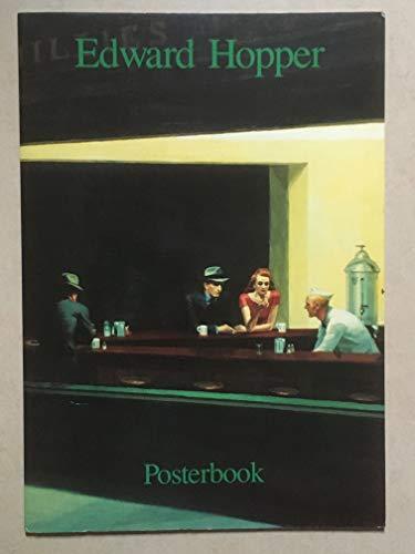 9783894500696: Edward Hopper: Posterbook
