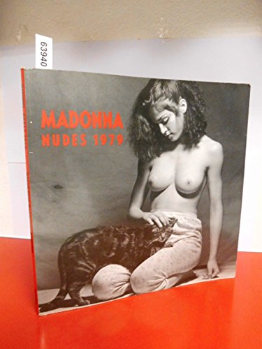 9783894500832: Madonna: Nudes 1979 (English, German and French Edition)