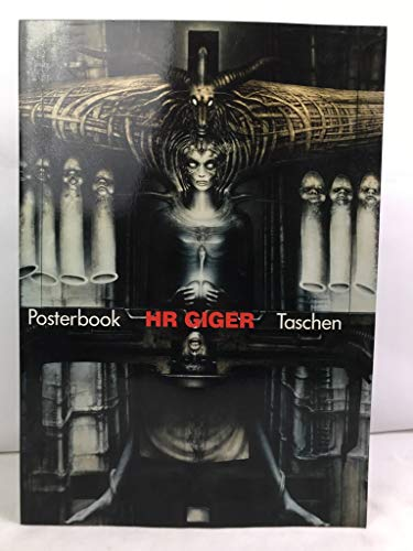 H R Giger Posterbook