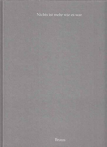 9783894660222: Bilder, 1982-1989: Nichts ist mehr wie es war (German Edition)