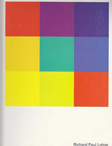 9783894660406: Richard Paul Lohse, 1902-1988 (German Edition)