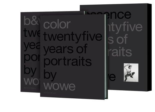 twentyfive years of portraits by WOWE: Wolfgang Wesener