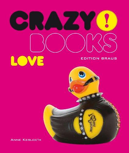 9783894663117: Crazy! Books Love