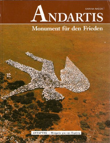 9783894681968: Andartis, Monument fur den Frieden =: Antartes, mnemeio gia ten eirene (German Edition)